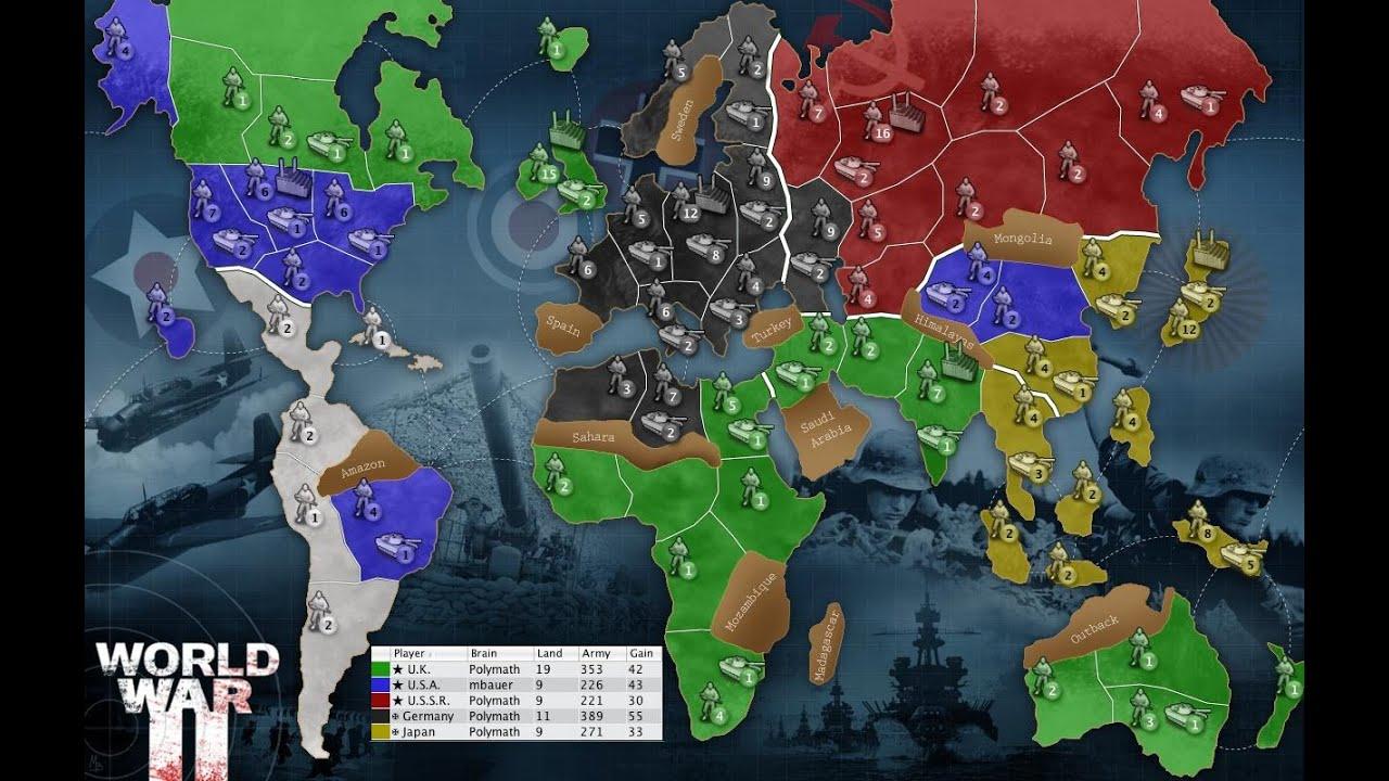 World domination add alliances