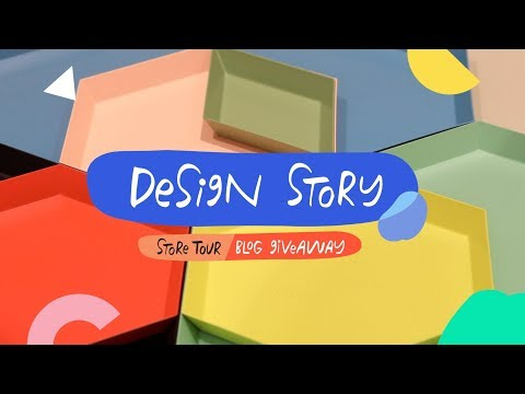 Design Story Store Tour & Blog Giveaway