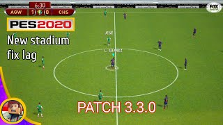 PATCH PES 2019 MOBILE COPA AMERICA