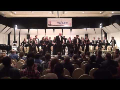 The Santa Monica High School Wind Ensemble's CASMEC Full Concert Performance