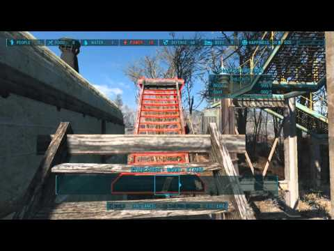 Join the raiders or gunners in fallout 4 - how or settle anywhere