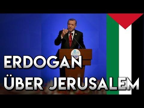 Recep Tayyip Erdogan über den Status von Jerusalem