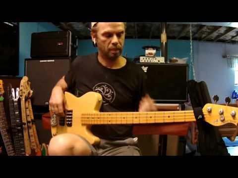 Champagne Jam   Atlanta Rhythm Section Paul Goddard bass cover