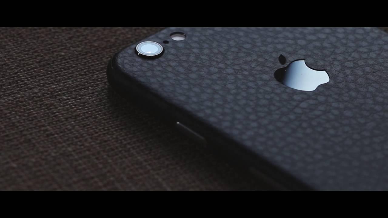 Pierre Cardin Luxury Genuine Leather Case For Apple iPhone