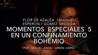 #MátameÉsta 5 FLOR DE AZALEA Rodrigo De La Cadena y Javier Gerardo EnVivo 2020. Momentos Especiales