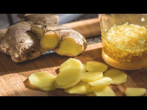 This Will Happen to Your Body if You Eat Ginger Every Day!
