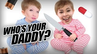 One of cybernova games's most viewed videos: Who's Your DADDY! Cybernova VS iHasCupquake
