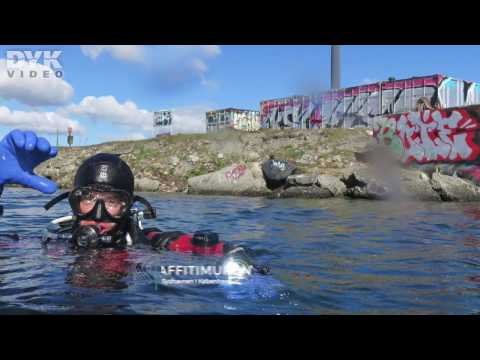 Graffitimuren – DYK The Scandinavian Dive Site
