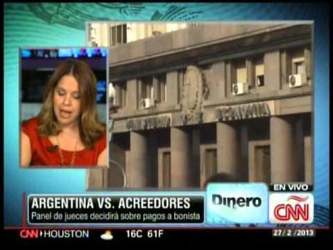 Argentina vs Fondos Buitres