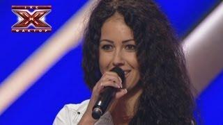 Алла Ивашина - Try - Pink - Кастинг во Львове - Х-Фактор 4 - 28.09.2013