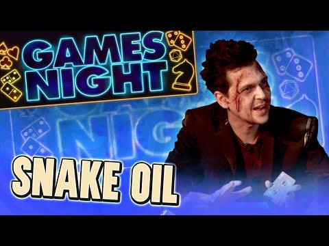 GAMES NIGHT - Snake Oil - Urge Worm