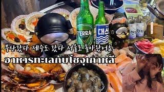 []해산물안주로 부산(대선)제주(한라산)서울(서울의밤)…