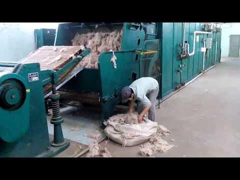Sheep Wool Washing Production Line