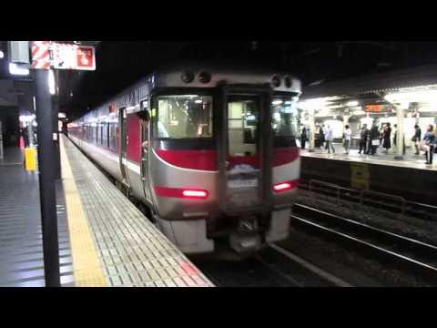JR西日本 キハ189系 びわこエクスプレス 返却回送 膳所駅通過posted by chsbsktbll40dd