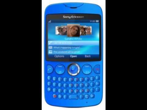 Sony Ericsson txt Рекламный ролик