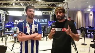 888 Live Barcelona 2018: Entrevista a Joel Isla antes de la mesa final