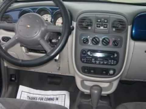2001 Chrysler PT Cruiser   YouTube