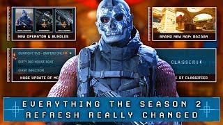 Modern Warfare: EVERY BIG CHANGE In Update 1.15 (MW Season 2 Refresh)