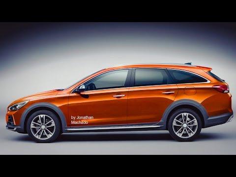 MAKING OF 2018 Hyundai i30 X Tourer AWD HYUNDAI
