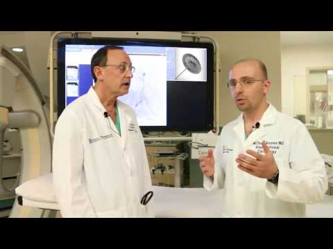 Dr. Lowell Satler -  PFO Closure and Cryptogenic Stroke