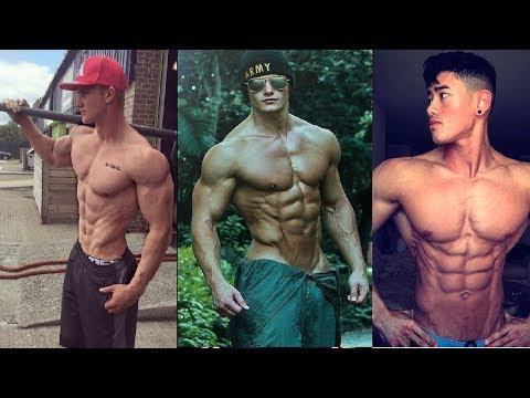 أفضل 4 أجسام فتنس و طرق تدريبهم - فيديو تحفيزي