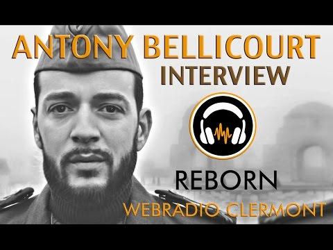 ANTONY BELLICOURT interview Reborn Radio