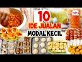 - 10 IDE JUALAN MODAL KECIL   Nomor 5 PALING LARIS MANIS
