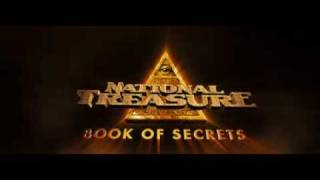 National Treasure: Book of Secrets Trailer 1