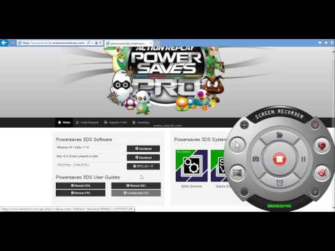 How to download the action replay software