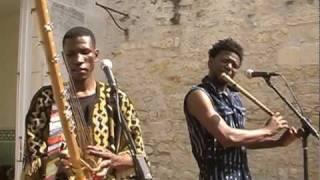 "ABOU DIARRA ft DRAMANE DEMBELÉ - Live session ""An ka belebele"""
