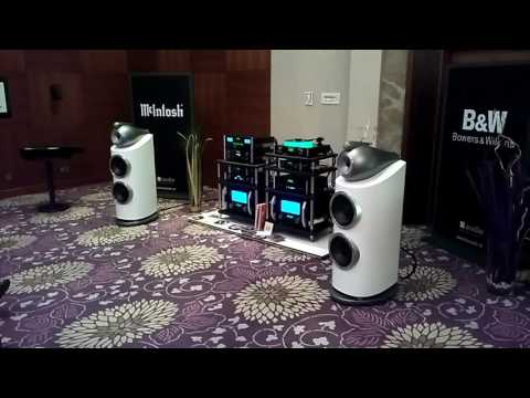 Zolbert - One ( McIntosh audio + Bowers and Wilkins speakers )
