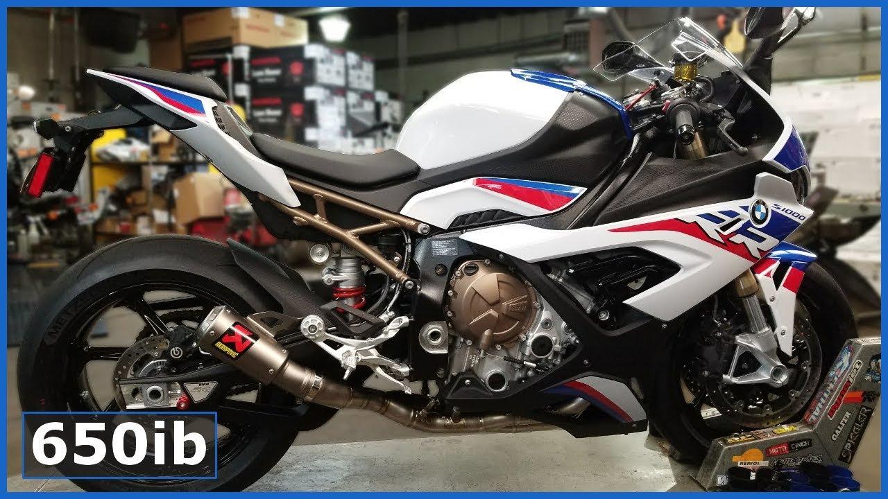 Akrapovic Shorty Gp Full Exhaust Install 2020 Bmw S1000rr