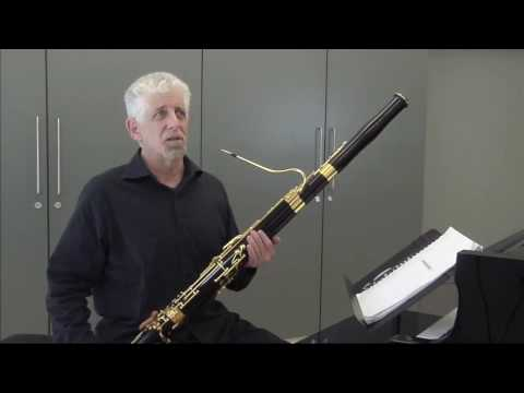 Rimsky-Korsakov Scheherezade: Stephen Paulson, Bassoonist