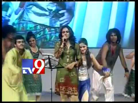Tv9 - Dhada Audio Release Function - Part 5  - YouTube.flv