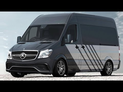 Mercedes-AMG Sprinter 63 S Van With Performance Unveiled ...