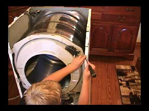 Maytag Neptune Dryer Drum Squeal Rumble