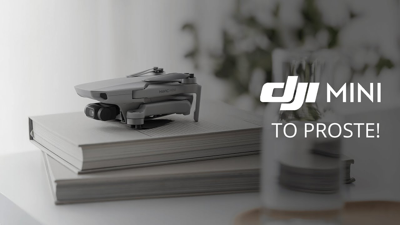 DJI Mavic Mini - To proste (PL) DJI ARS