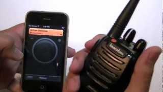 Zello BriLINC - iPhone