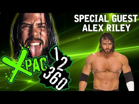 Alex Riley Sits Down With X-Pac - AfterBuzz TV's XPac 12360 Ep. #46