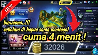 Cara Cepat Mendapatkan Battle Poin cuma 4 Menit !! Mobile Legend.
