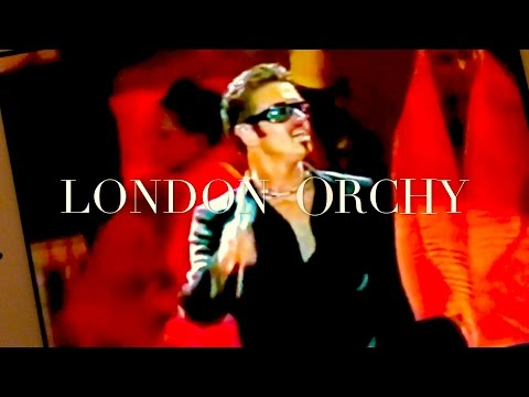 Night I met George Michael (& Bowie & Bryan Adams) & their impact on my life - LONDON ORCHY VLOG 010