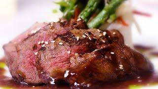 #619. Мясо и голодные мужчины (Еда и напитки)