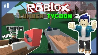 SAME GAME REALLY MISS this!! : Roblox Lumber Tycoon 2 Indonesia | EP. 1