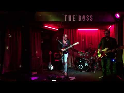 The Vipers Trio Live at The Boss Milano 2017-Bad Weather