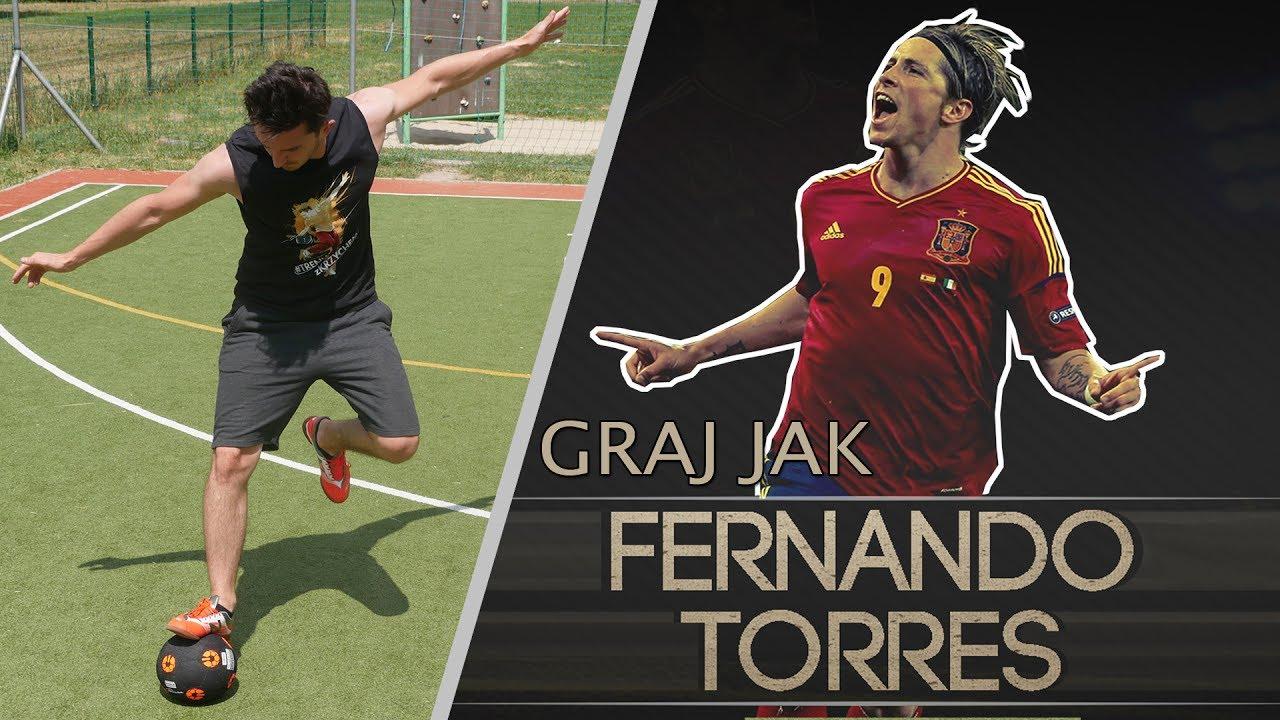 GRAJ JAK FERNANDO TORRES!