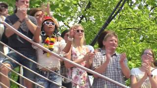 Night Fever - Bee Gees Medley (ZDF-Fernsehgarten - june 05, 2016)