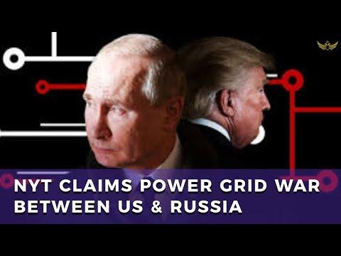NYT Pushes Power Grid Cyberwar Between US & Russia, As Trump & Putin Prepare For G20