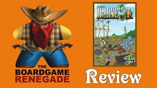 Harvest Game Review
