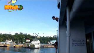 "Calapan City ""Pier Jumpers"""