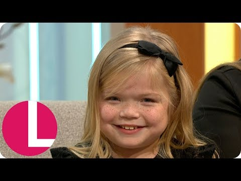 11-Year-Old Pride of Britain Award Winner Gets Surprised By David Beckham | Lorraine thumbnail
